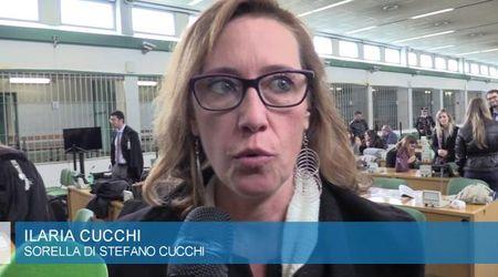 """Caso Cucchi, la sorella Ilaria: """"Astensione giudice? Sono soddisfatta, meritiamo processo senza condizionamenti"""""""