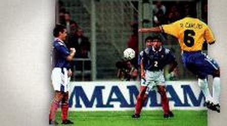 La verità sulla quella punizione impossibile di Roberto Carlos
