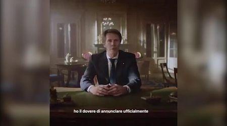 Savoia, Emanuele Filiberto annuncia in un video: ''I reali stanno per tornare''. Spot o provocazione?