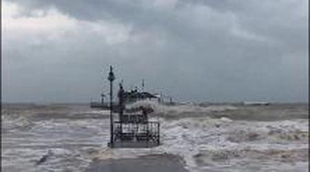 Nuova ondata di Maltempo, emergenza a Lignano