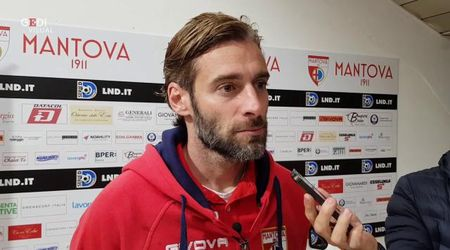 Mantova-Fiorenzuola, parla Altinier autore di uno dei gol dei biancorossi