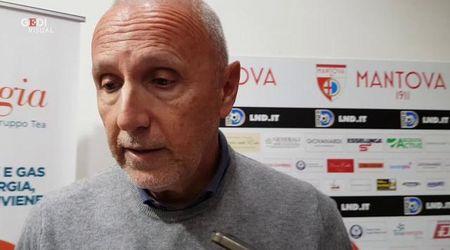 Mantova-Fiorenzuola, il presidente: il pareggio? Un risultato che ci sta