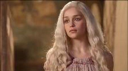 """Game Of Thrones, Emilia Clarke rivela:""""Ho ricevuto pressioni per girare scene di nudo"""""""