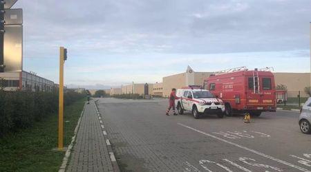 Stradella, le ricerche del 55enne scomparso nell'area delle logistiche