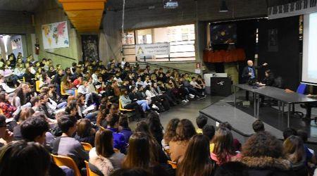 Pavia, l'unico sopravvissuto alla strage Chinnici si racconta agli studenti