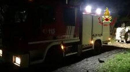 Barcellona Pozzo di Gotto, esplosione in deposito di fuochi di artificio: le macerie dopo l'incidente