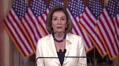 """Impeachment contro Trump, Pelosi: """"Ha violato la Costituzione. È in gioco la nostra democrazia"""""""