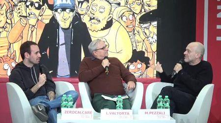 Dal Punk all'amore per Roma: Zerocalcare e Max Pezzali raccontano le loro affinità elettive