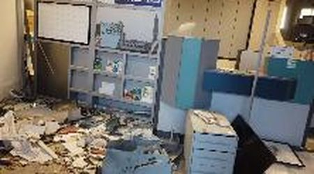 Buonacompra, ladri fanno saltare il bancomat