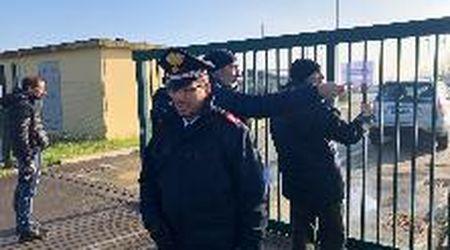Finale, i carabinieri della Forestale sequestrano la discarica
