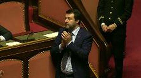 Mes, i cinque stelle perdono 4 voti. Lega e Salvini applaudono