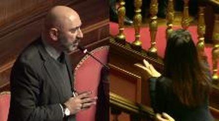 """Mes, scontro tra i Cinque Stelle in Senato. Lucidi vota in dissenso e Taverna risponde: """"Vai via"""""""