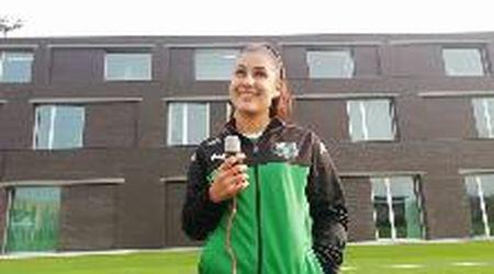Calcio femminile, Benedetta Orsi la sassolese doc in neroverde