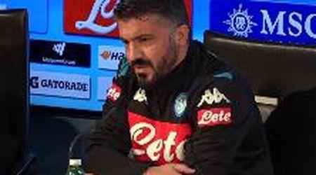 """Gattuso: """"Ancelotti? Grande uomo, non facciamo paragoni"""""""