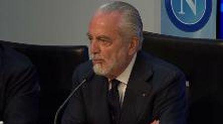 """Napoli, De Laurentiis: """"Niente domande, è il momento di 'Ringhio star'"""""""