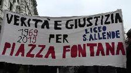"""Piazza Fontana, i parenti delle vittime: """"Da Mattarella il riconoscimento che aspettavamo da tempo dallo Stato"""""""