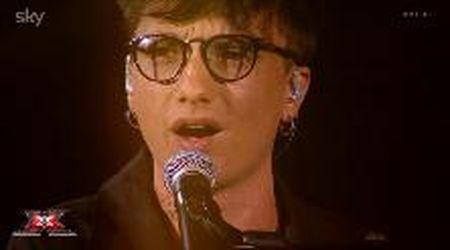 """Da """"Fateme cantà"""" a """"I tuoi particolari"""", il medley al piano di Ultimo conquista X Factor"""