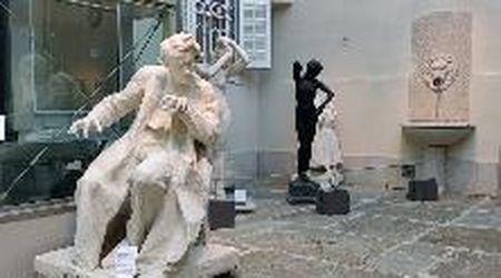 Viaggio nel Museo Sartorio, aspettando il ritorno della Gipsoteca