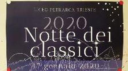 Al Petrarca la Notte dei classici in versione plastic free