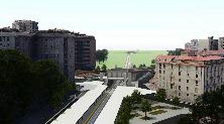 Land bridge e percorsi ciclabili: come diventerà la stazione di Porta Romana a Milano