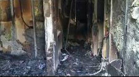 Lucca, morta a 14 anni nella casa in fiamme: il luogo della tragedia