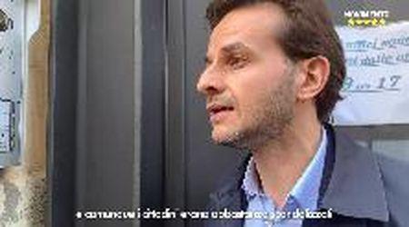 """Polemiche su Salvini, il consigliere M5S suona in via Bellerio: """"E' vero che qui ci sono 49 milioni?"""""""