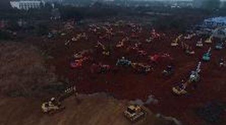 Virus Cina, a Wuhan verrà costruito un ospedale da mille posti letto in 6 giorni