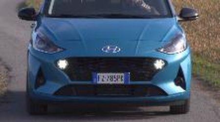 Hyundai i10: la coreana disegnata da un italiano