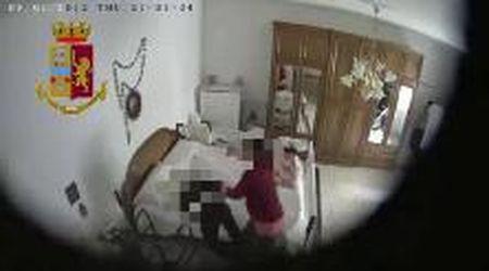 Brindisi, picchiava novantenne che doveva accudire: badante incastrata dalle telecamere