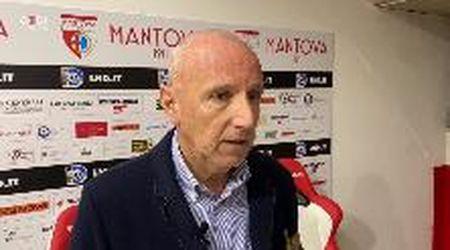 Mantova, il presidente Masiello: che ingenuità fare cambi agli ultimi minuti