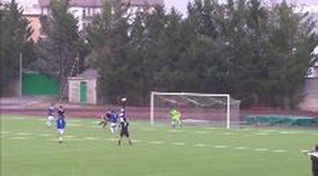 Gol al volo di tacco, attaccante di Prima Categoria segna alla Ronaldo