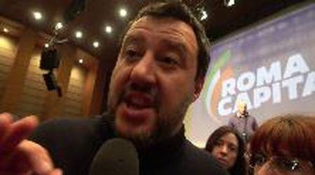 Aborto, Salvini: ''Alla settima interruzione di gravidanza si sbaglia stile di vita''