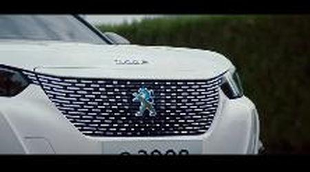 La nuova dimensione Peugeot con il Suv elettrico 2008