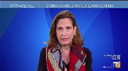 """Coronavirus, Ilaria Capua: """"Arriverà in Italia. Le aziende pensino al telelavoro"""""""