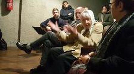 """Vera Jarach in Risiera: """"Mai smettere di ricordare"""""""