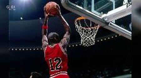 Nba, la notte in cui Michael Jordan indossò la maglia numero 12