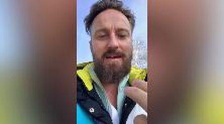 Coronavirus, Francesco Facchinetti: ''Ho preso a schiaffi due ragazzi, hanno picchiato un anziano cinese''