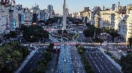Coronavirus, le città fantasma: strade deserte nelle foto di tutto il mondo