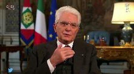 'Grazie Presidente', il fuorionda di Mattarella conquista i social