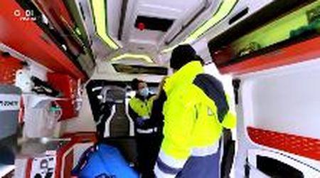 Modena, la Ferrari dona un'ambulanza al 118