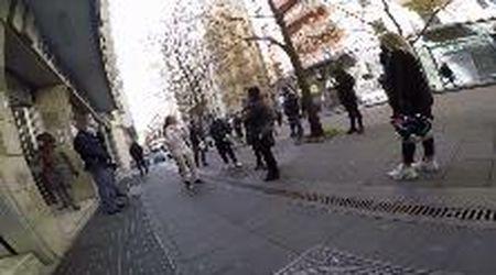 """Coronavirus, """"Reddito di emergenza"""": a Napoli tensioni davanti all'Inps"""