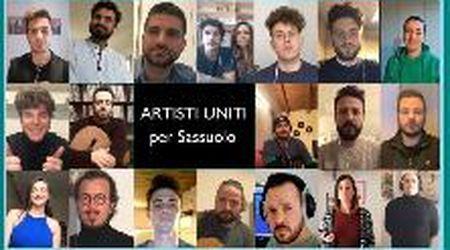 """Sassuolo, artisti uniti per l'ospedale """"Eppure soffia"""""""