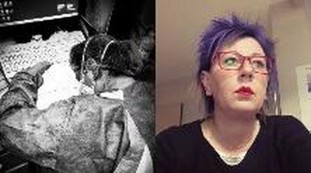"""Coronavirus, Elena l'infermiera della foto simbolo è guarita: """"Torno in trincea"""""""