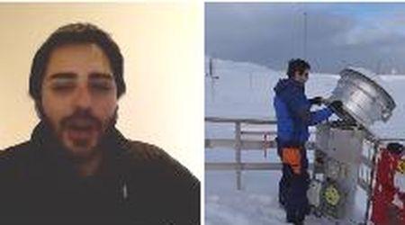 """Coronavirus, l'ultimo ricercatore italiano rimasto al Polo Nord: """"Continuo il mio lavoro, non so quando tornerò"""""""
