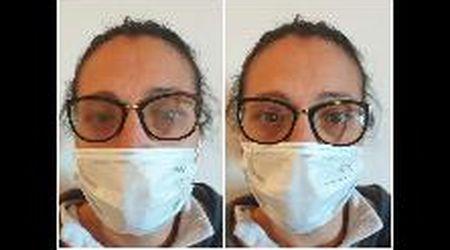 Coronavirus, come non far appannare gli occhiali quando si indossa la mascherina: i trucchi