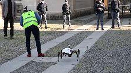 Pavia, arrivano i droni per sorvegliare la città