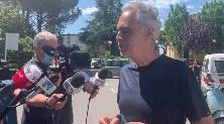 """Bocelli rivela: """"Sono stato positivo al coronavirus. La mia famiglia tutta contagiata"""""""