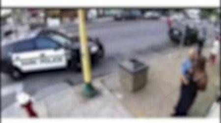 Minneapolis, il momento dell'arresto dell'afroamericano poi morto per soffocamento