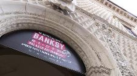 """Ferrara, """"Un artista chiamato Banksy"""": la mostra a Palazzo dei Diamanti"""