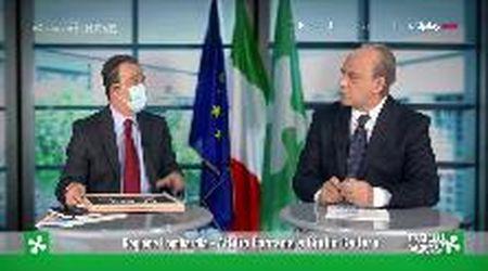 """Crozza è Gallera/Fontana, il tentativo di correggere la gaffe: """"Ora so: da 2 positivi 51 contagiati"""""""